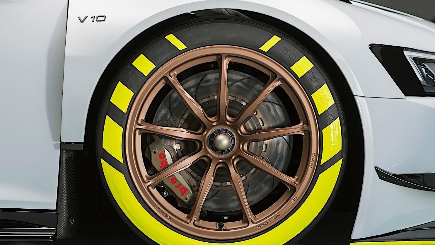 2020 Audi R8 LMS GT2 колеса