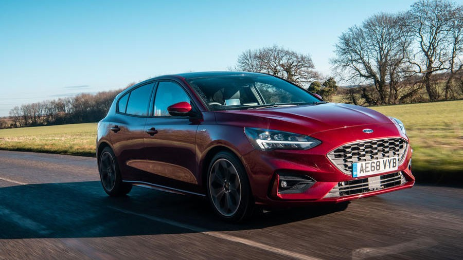 Ford Fiesta и Focus EcoBoost 2020 года