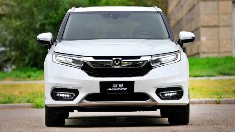 2019 Honda Avancier foto, jekster'er, vid speredi, tehnicheskie harakteristiki, cena, data vyhoda