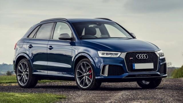2020 Audi SQ3