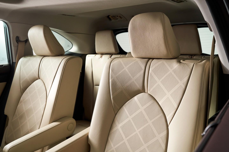 2020 Toyota Highlander foto, inter'er, salon, sidenija, tehnicheskie harakteristiki, cena, obzor, data vyhoda — video