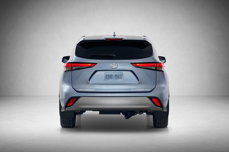2020 Toyota Highlander foto, jekster'er, vid szadi, tehnicheskie harakteristiki, cena, obzor, data vyhoda — video