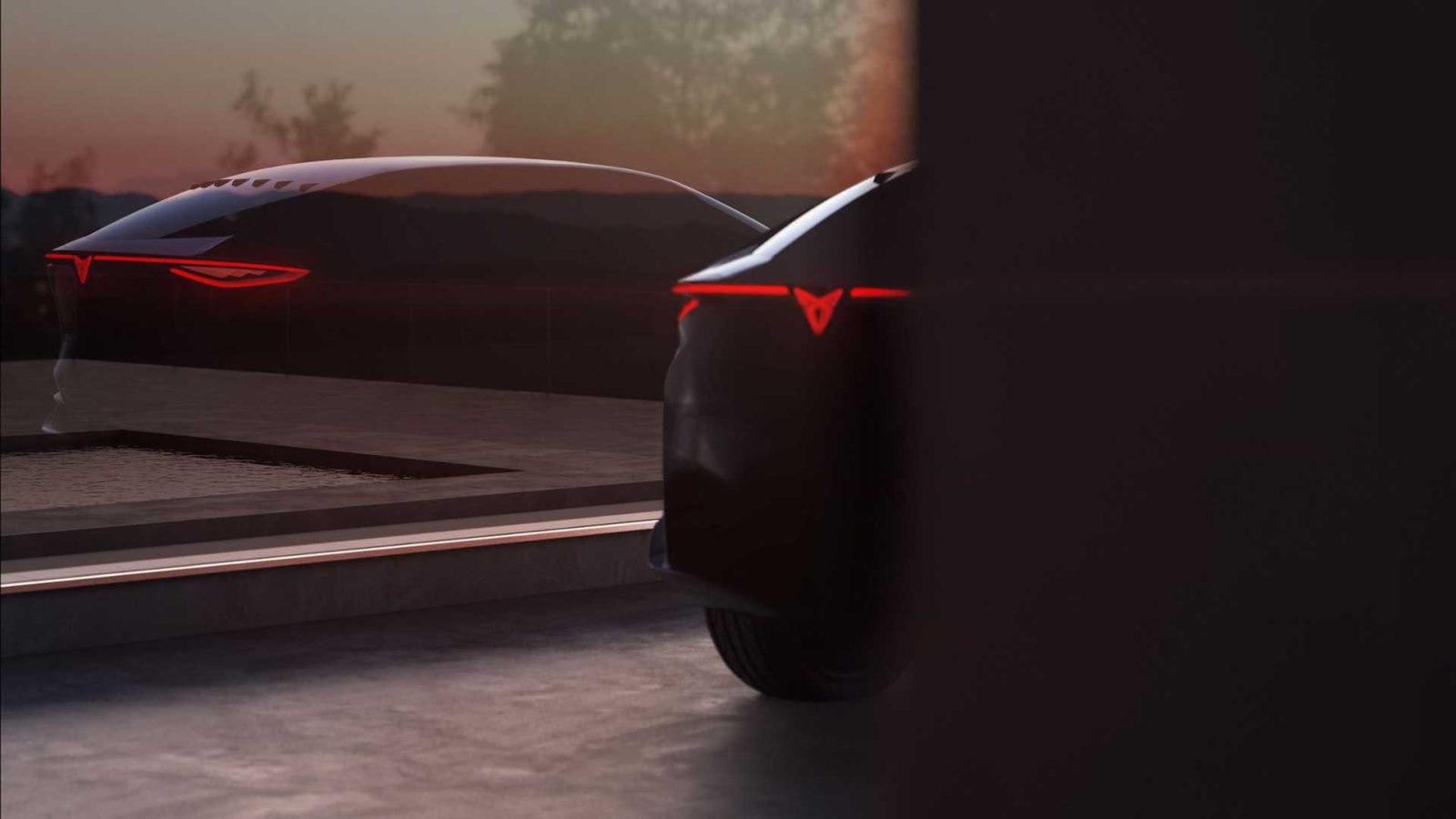 Cupra SUV elettric