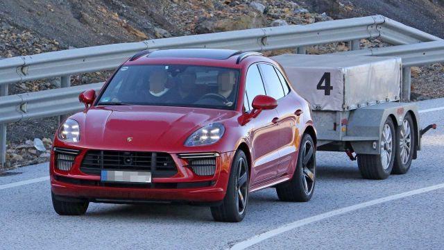 2020 Porsche Macan Turbo foto, jekster'er, vid speredi, tehnicheskie harakteristiki, cena, data vyhoda