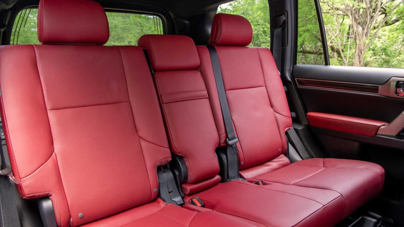 2020 Lexus GX 460-4