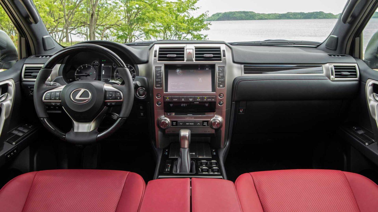 2020 Lexus GX 460-3