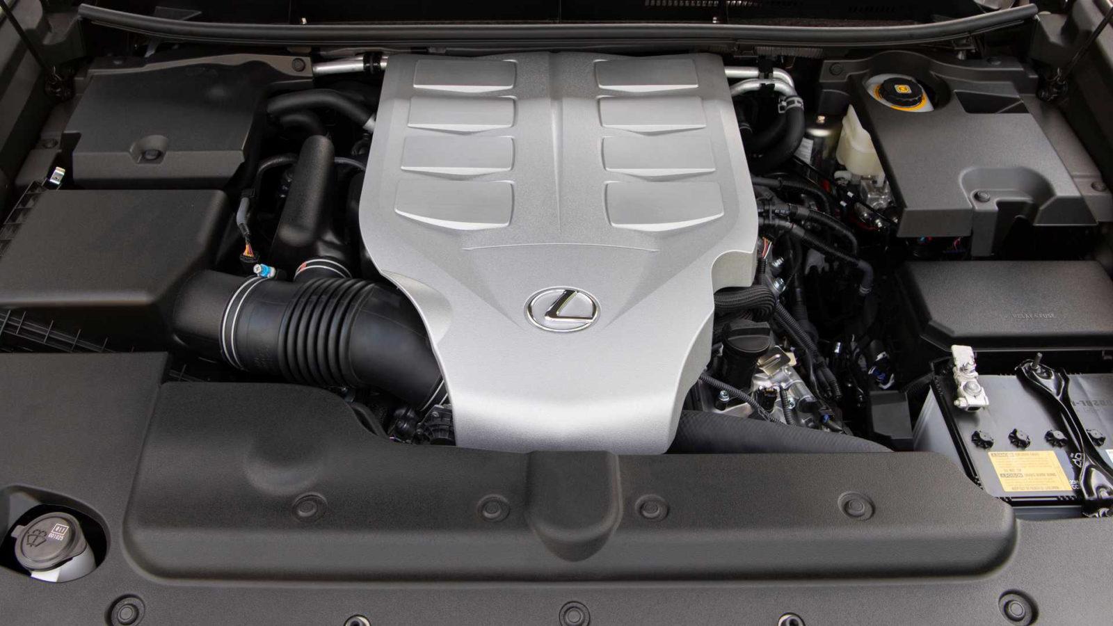 2020 Lexus GX 460-9