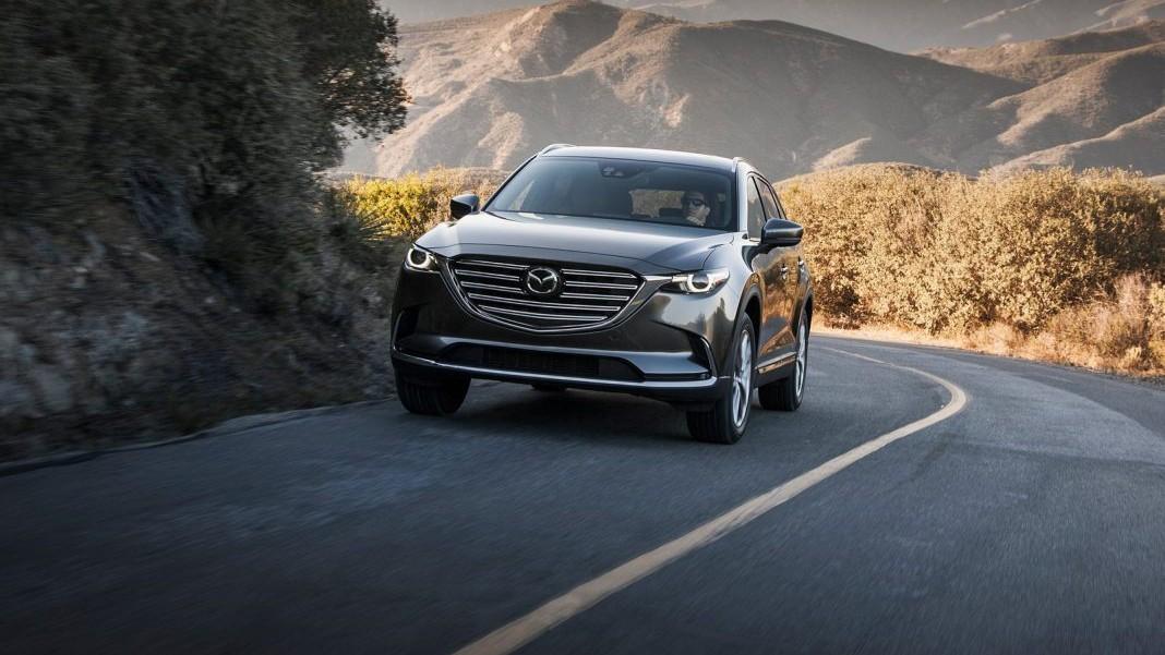 Мазда СХ-9 2019-2020 (Mazda СХ-9): фото, технические характеристики, цена, дата выхода — видео