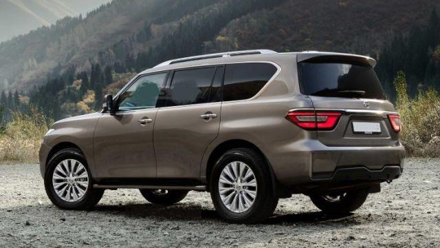 Nissan Armada 2021 goda obzor, tehnicheskie harakteristiki, cena