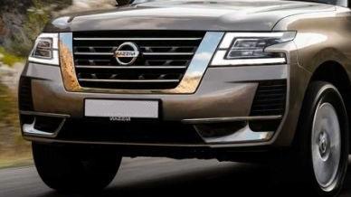 2021 Nissan Armada : obzor, tehnicheskie harakteristiki,