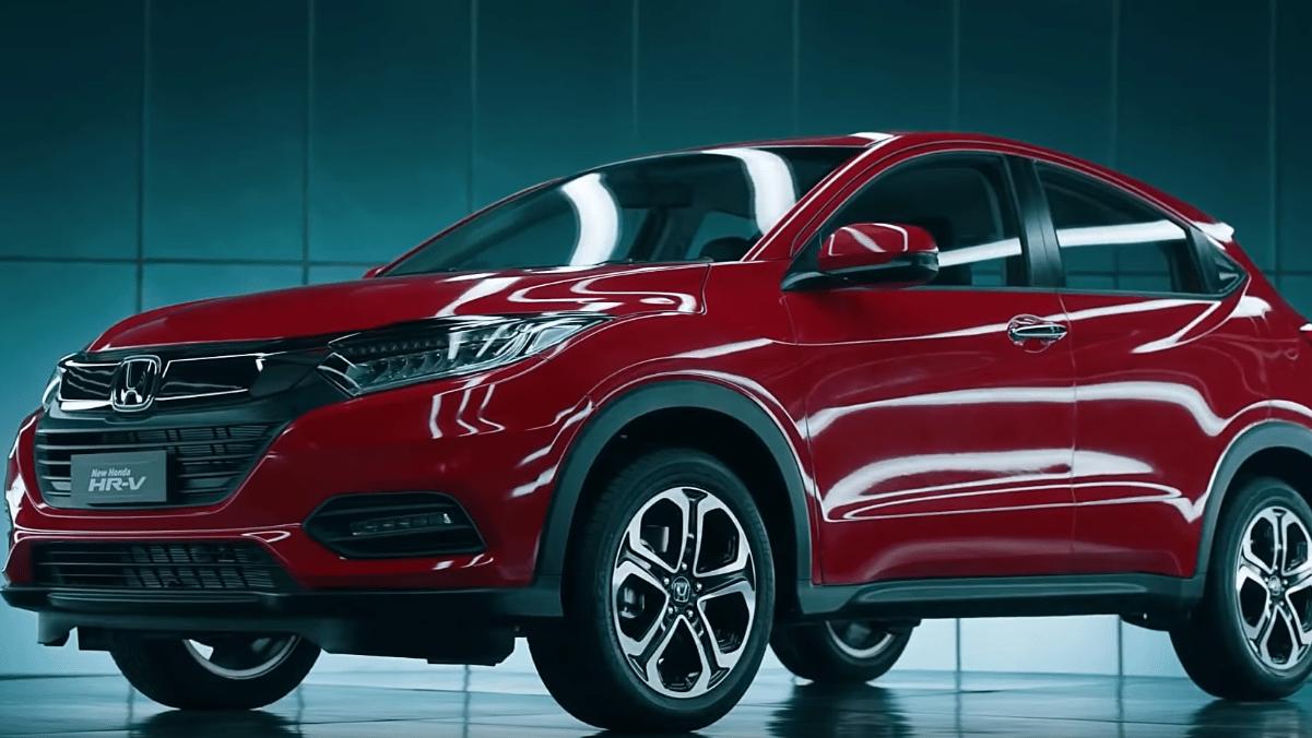 Новый Форд НР-В 2021 (Honda HR-V): фото, технические характеристики, цена, дата выхода — видео