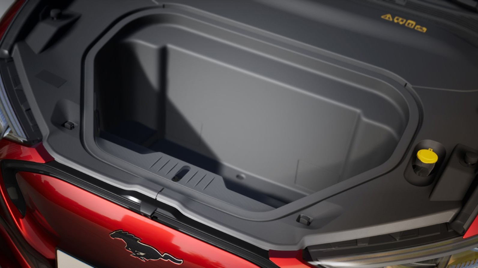 jelektricheskij Ford Mustang Mach-E 2020-2021