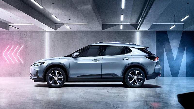 2020 Chevrolet Menlo foto, tehnicheskie harakteristiki, cena, data vyhoda, vid sboku, jekster'er