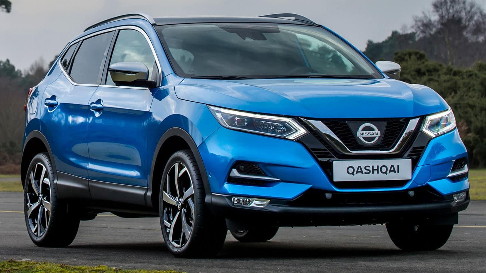 """Лучшие автомобили 2019 года в России """" Надежные"""" - 2019 Nissan Qashqai"""