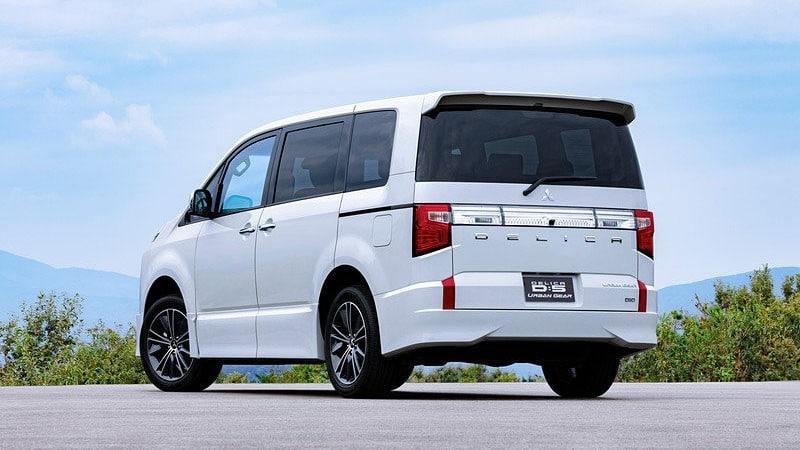 Mitsubishi Delica 2020 обзор, технические характеристики, экстерьер