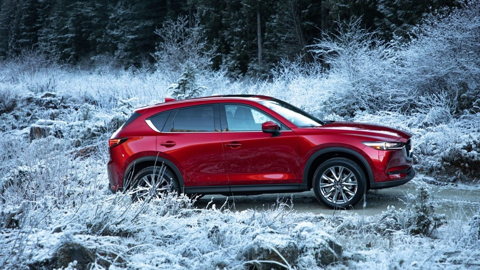 2021 Mazda CX-3 характеристики и цена
