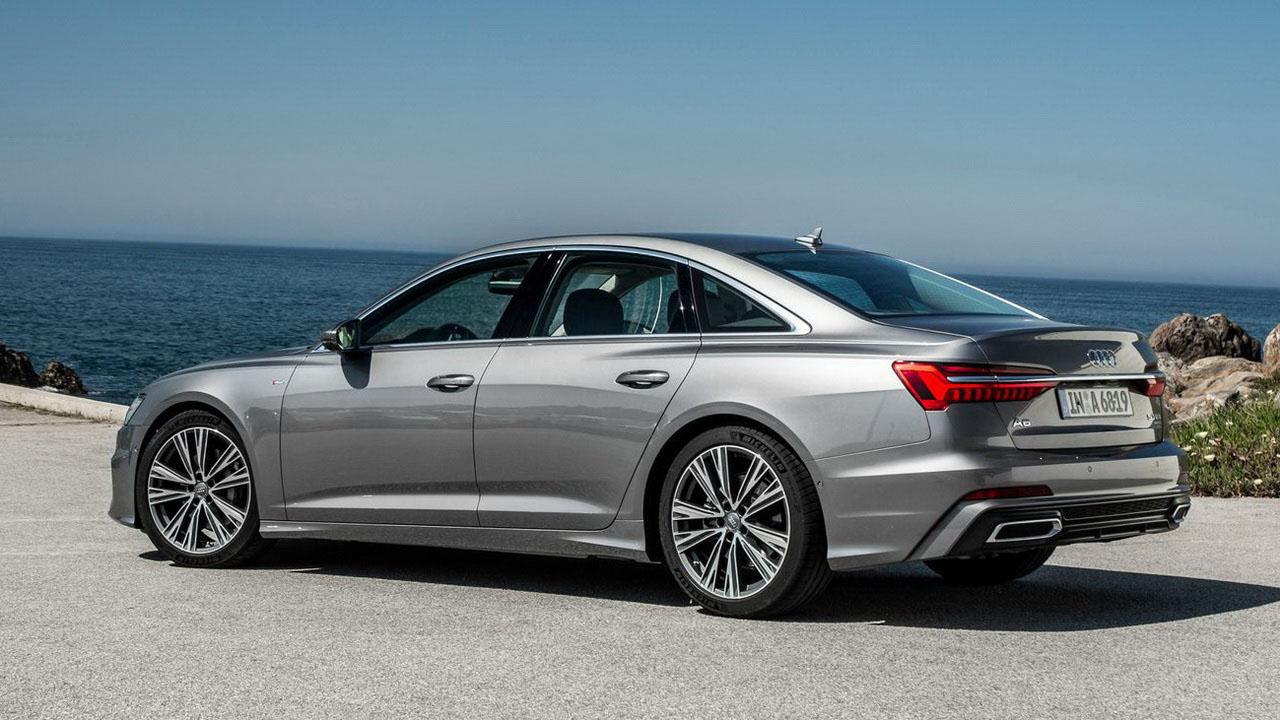 Novye versii 2020 Audi A6 jekster're, cena v Rossii