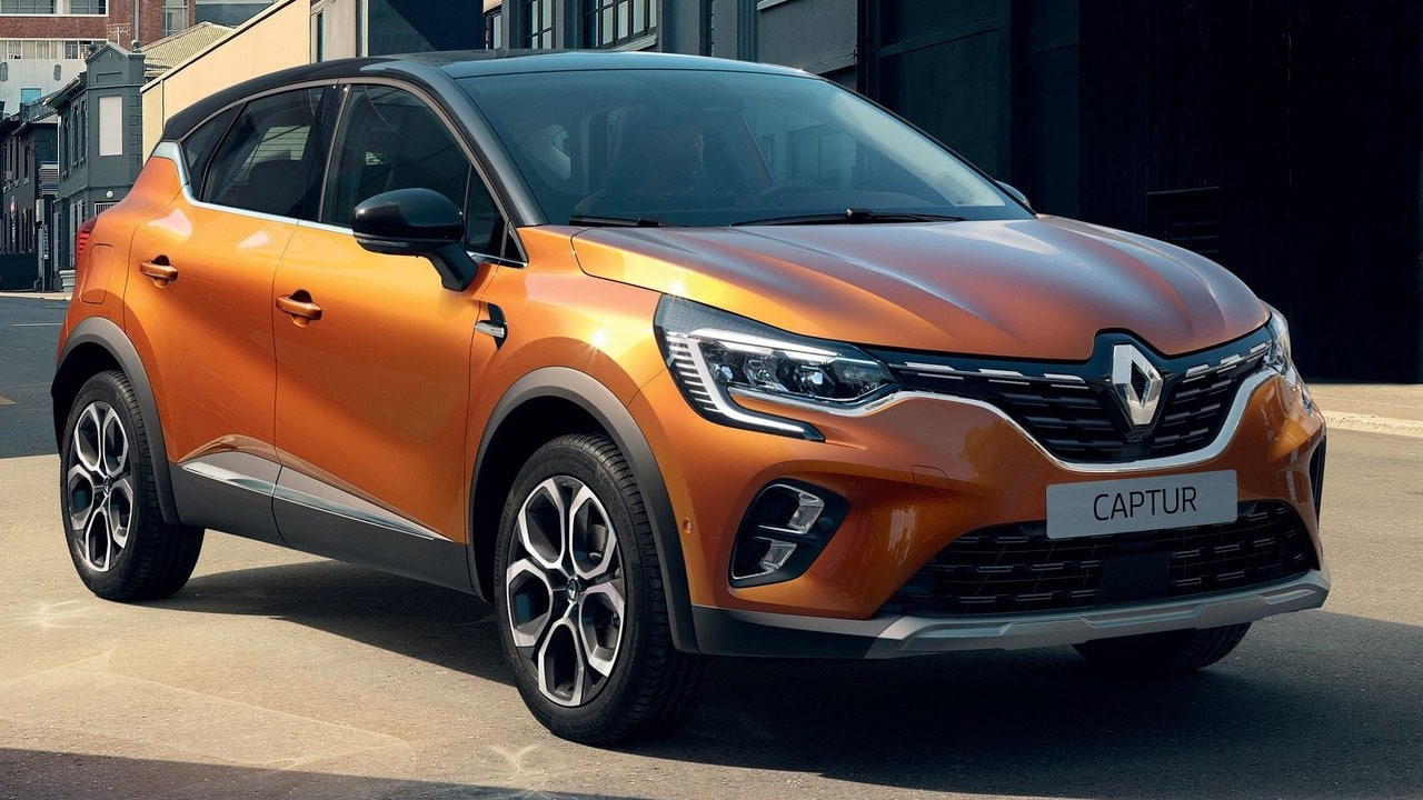 Renault Symbioz 2019-2020 фото цена технические характеристики автомобиля будущего от Рено