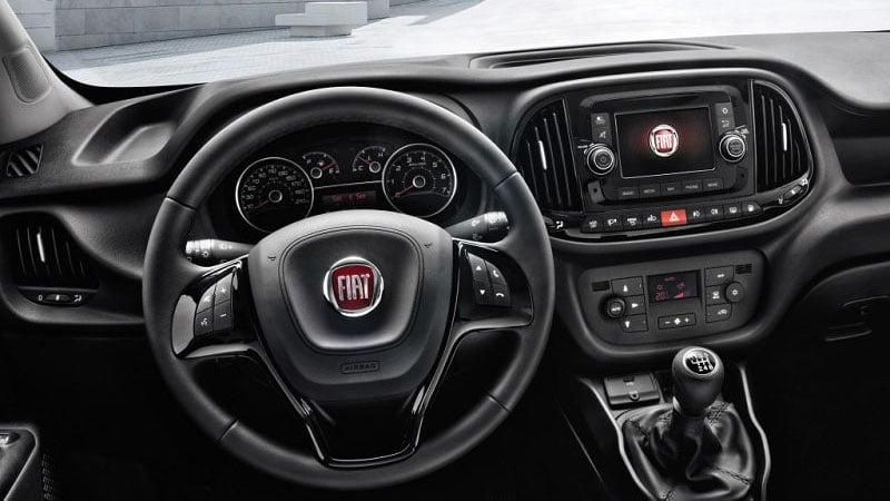 Новый Фиат Добло 2020 (Fiat Doblo): фото,интерьер, экстерьер, технические характеристики, цена, фото салона