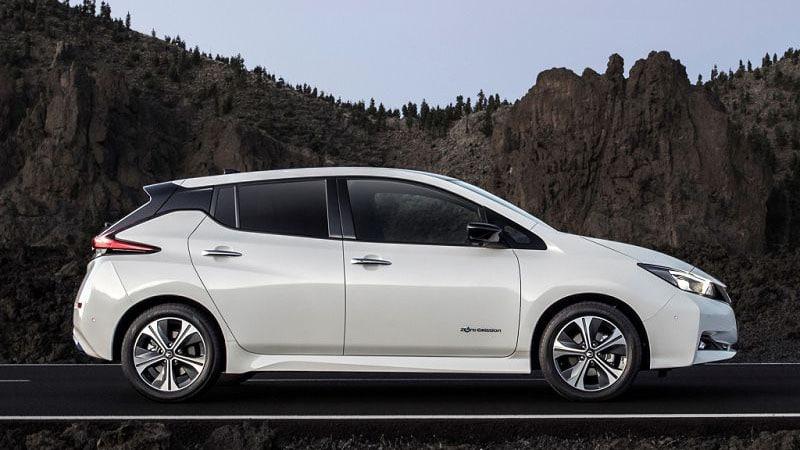 Ниссан Лиф (Nissan Leaf)