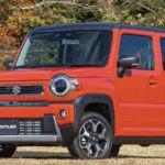 2020 Suzuki Hustler обзор