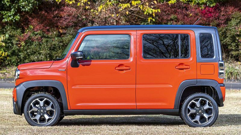 2020 Suzuki Hustler фото, технические характеристики, цена, дата выхода, внешний вид, обзор