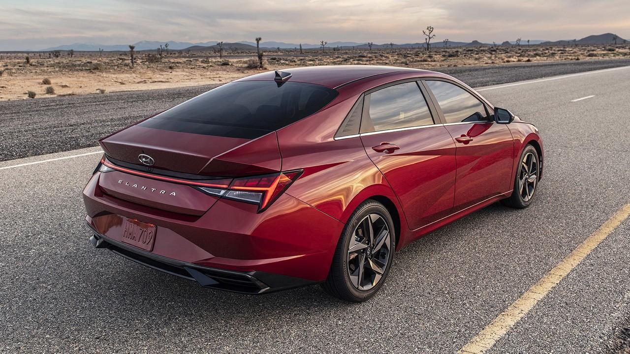 Хендай Элантра 2021 (Hyundai Elantra) - 4