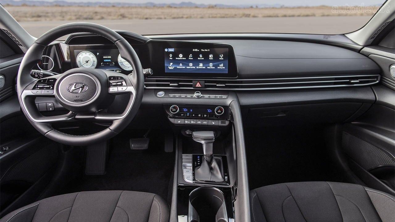 Хендай Элантра 2021 (Hyundai Elantra)-3