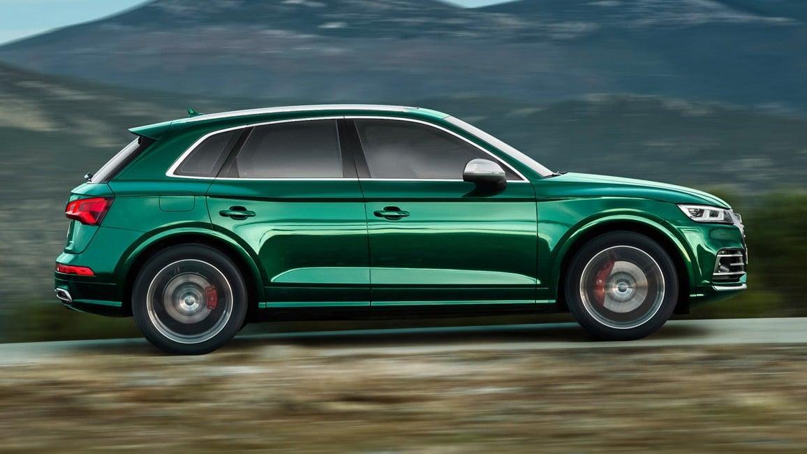 Audi SQ5 2021 / Ауди СКУ5 2021