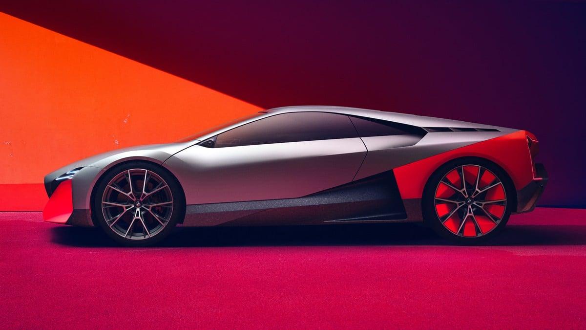 BMW Vision M Nеxt