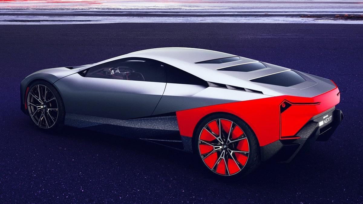 Концепт BMW Vision M Next
