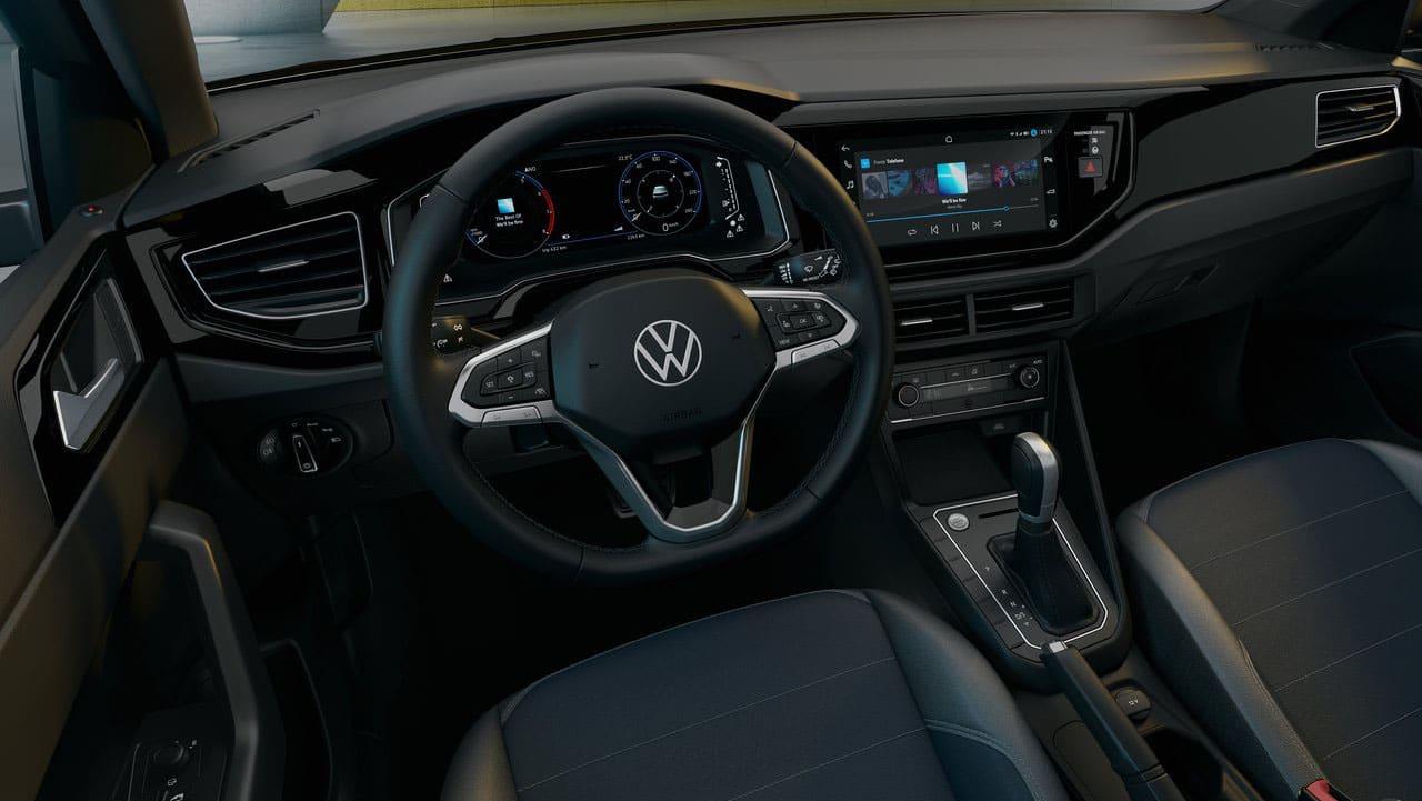 Volkswagen Nivus 2020-2021 салон