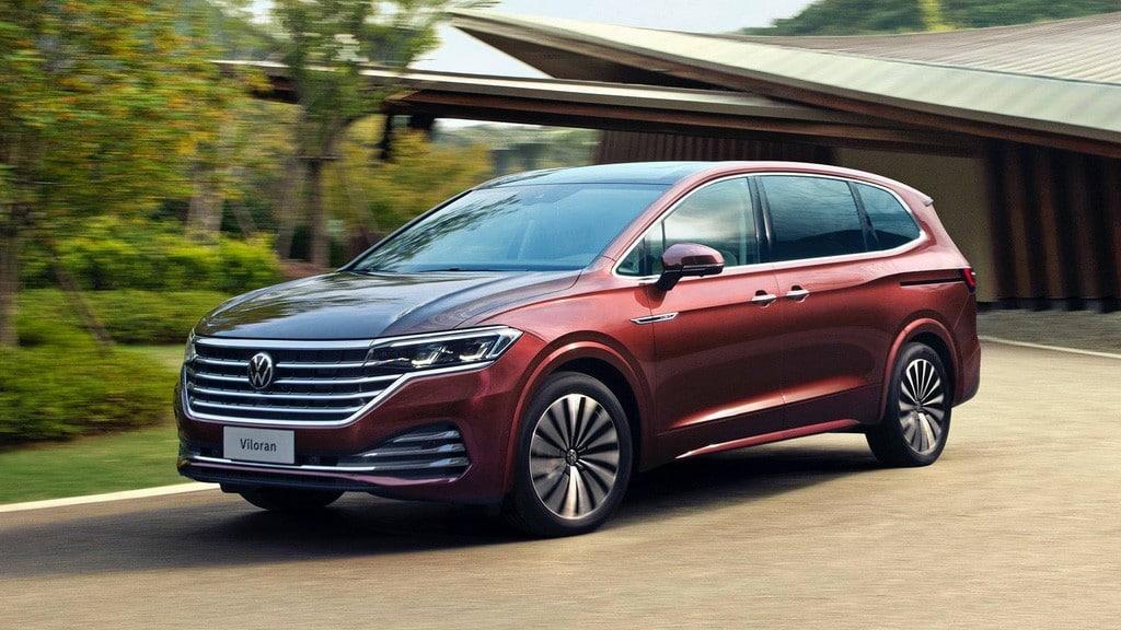 Новый Volkswagen Viloran 2020