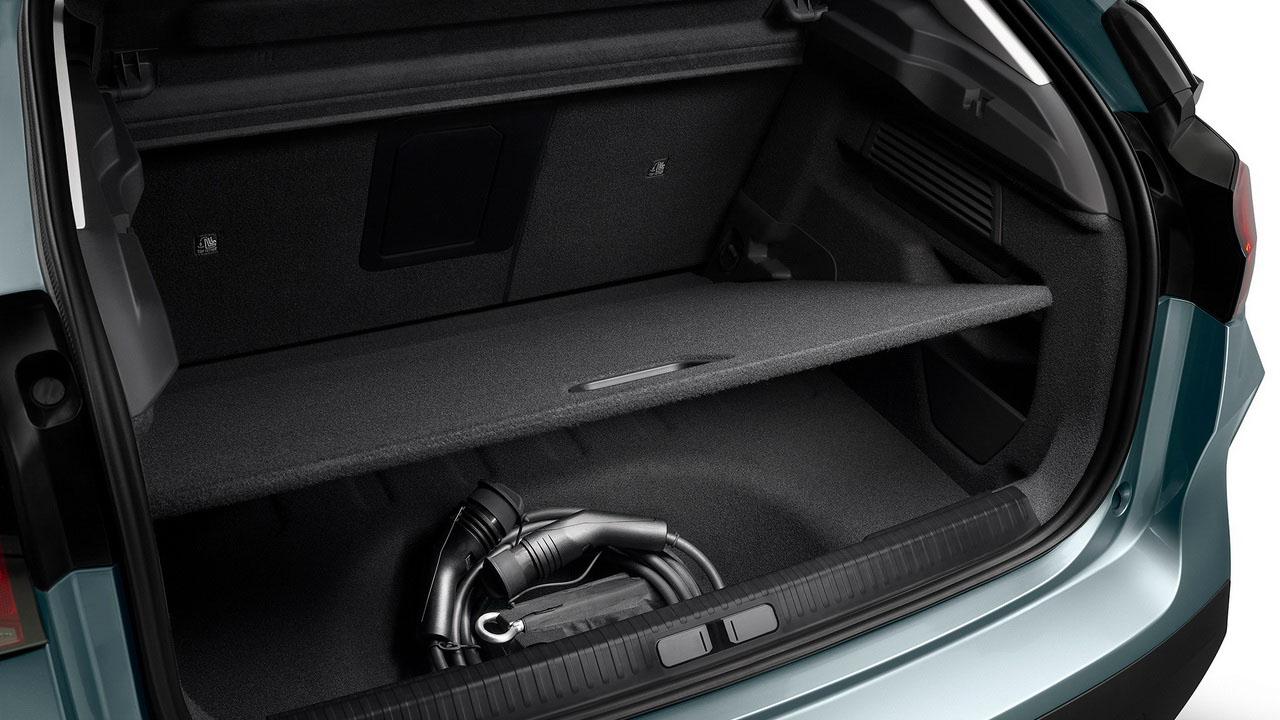 Citroen C4 2021 багажник