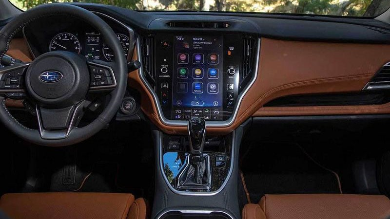 Subaru Legacy 2021