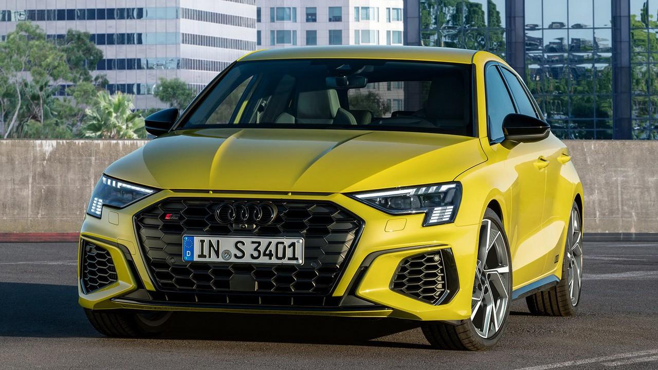 Audi S3 2021 Sportback