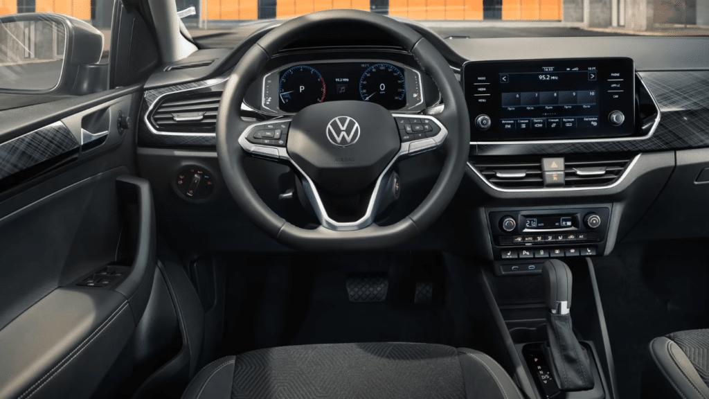Volkswagen Polo GTI 2021 салон