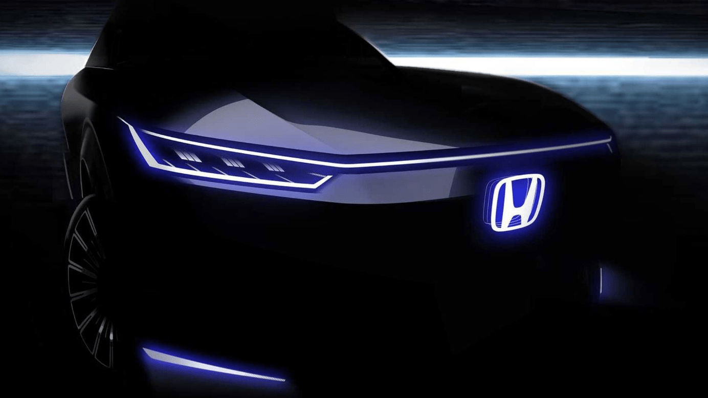 Honda представила свой 2-й электрический автомобиль