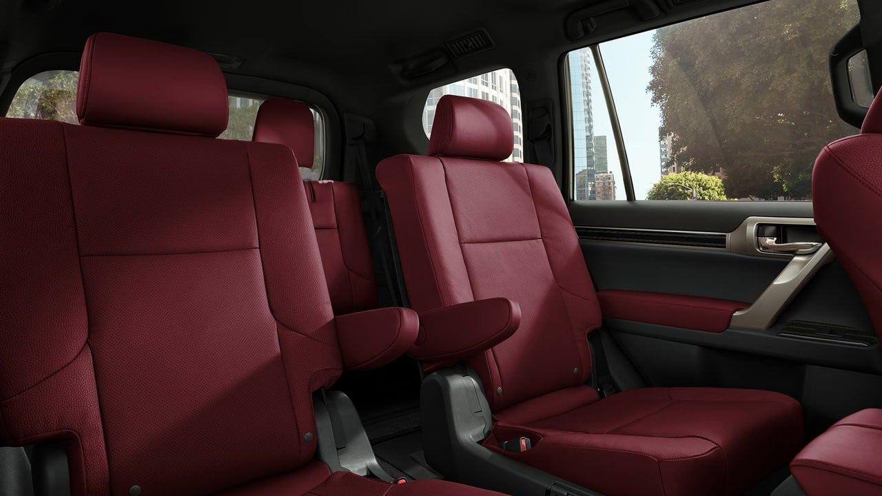 Lexus GX 460 2021 интерьер