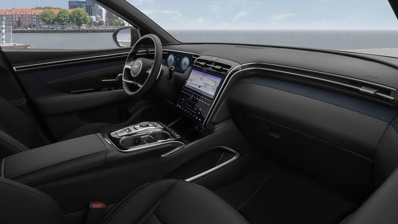 Hyundai Tucson 2021 (Хендай Туссан)