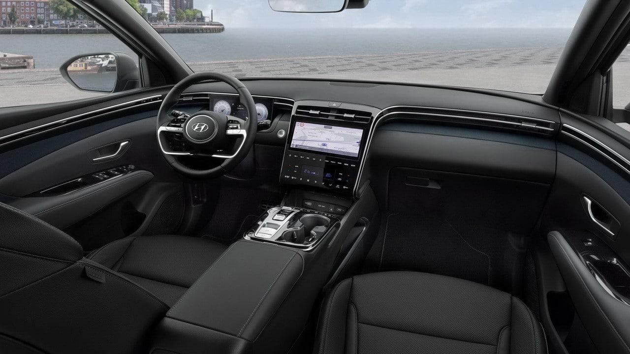 Обновленный Hyundai Tucson 2021 модельного года (Хендай Туссан)