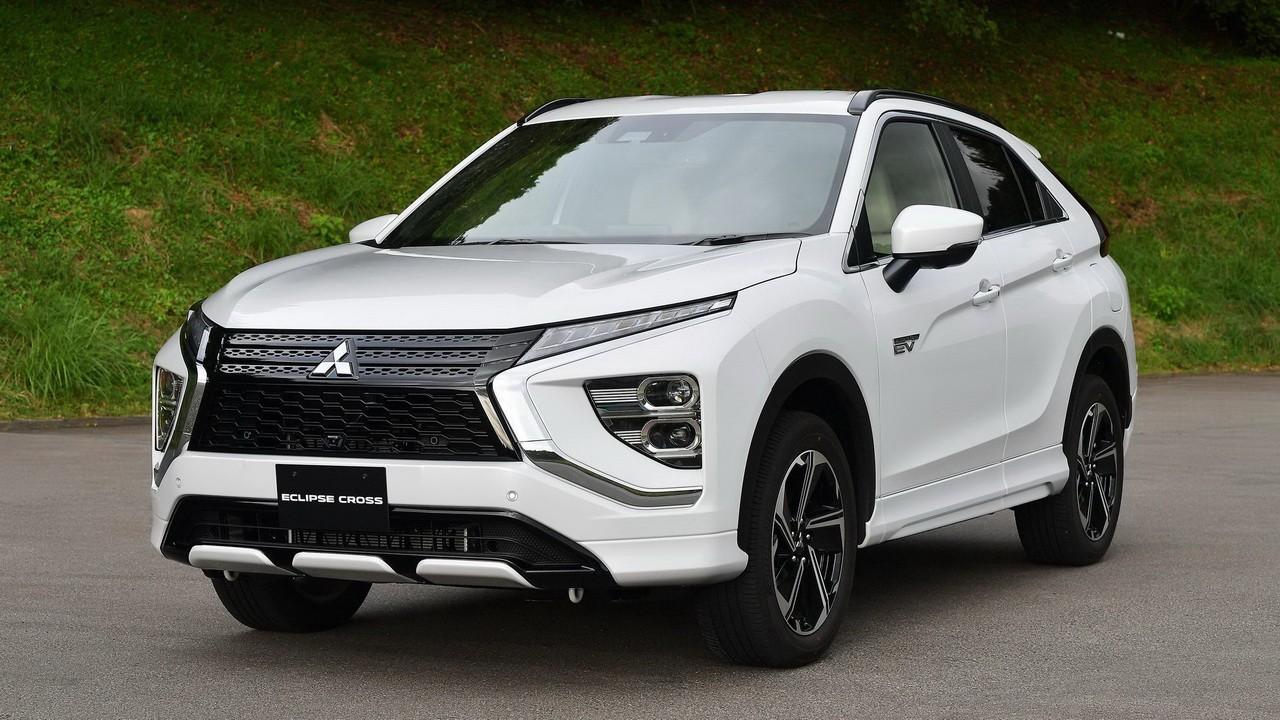 Новый Mitsubishi Eclipse Cross 2021