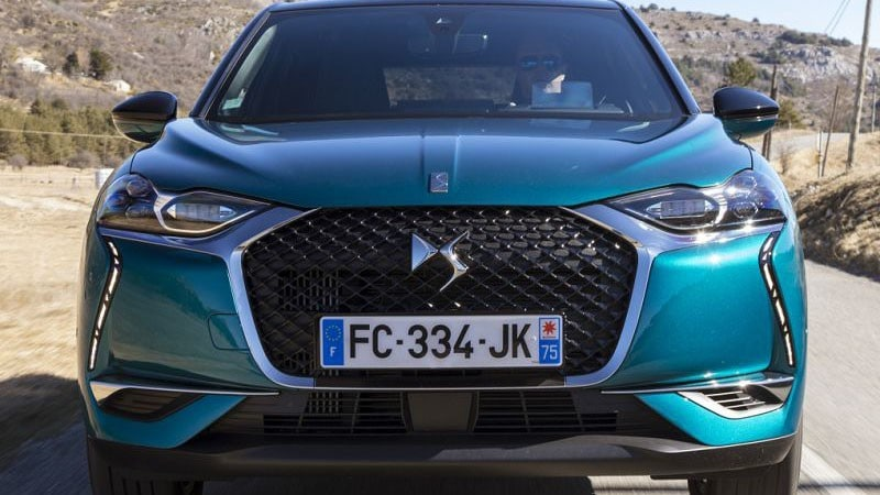 DS 3 Crossback 2021