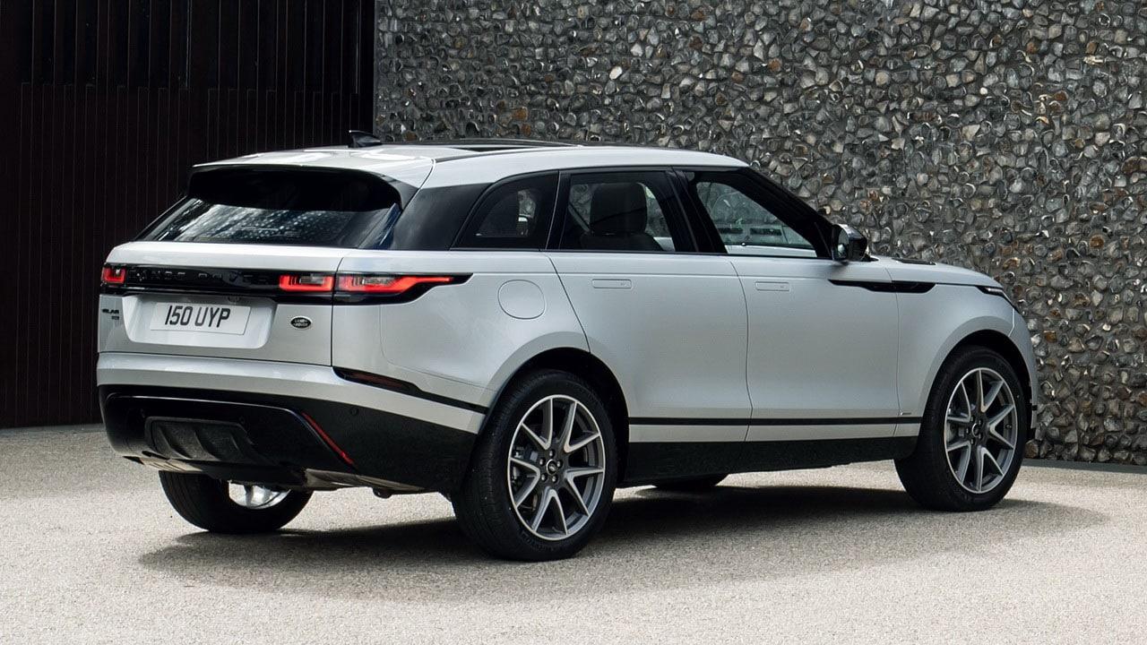 Новый Range Rover Velar 2021