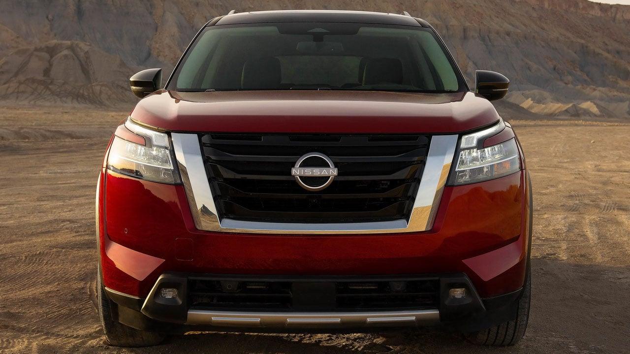 Новый Nissan Pathfinder 2021 (Ниссан Патфайндер)
