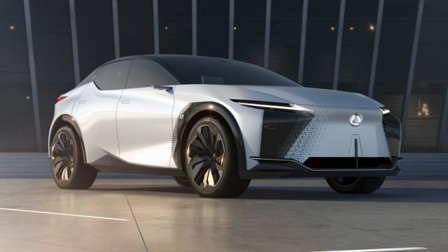 Lexus LF-Z (Фото)