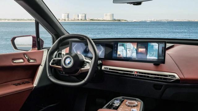 Технология BMW iDrive - Фото 1
