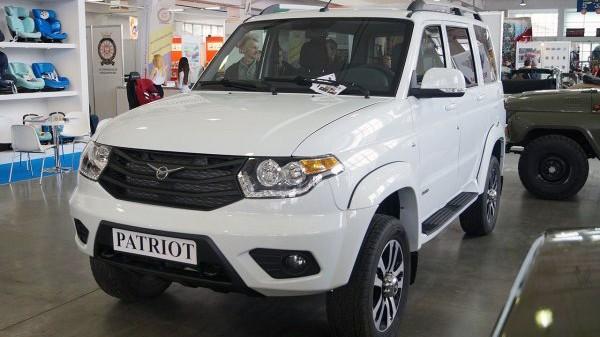 УАЗ-3163 Патриот