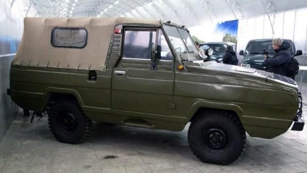 УАЗ-3907 Ягуар