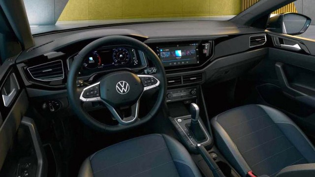 Volkswagen Nivus (Салон)